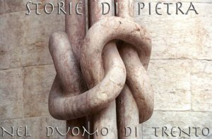 storie Di Pietra del duomo di Trento